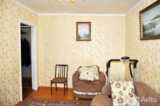 Продается двухкомнатная квартира за 1 600 000 рублей. г Орёл, Наугорское шоссе, д 11.