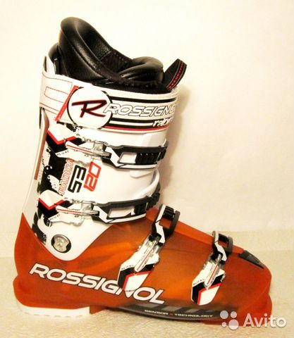 Ботинки горнолыжные rossignol World Cup 41-27.5см   Festima.Ru ... 65df704380e