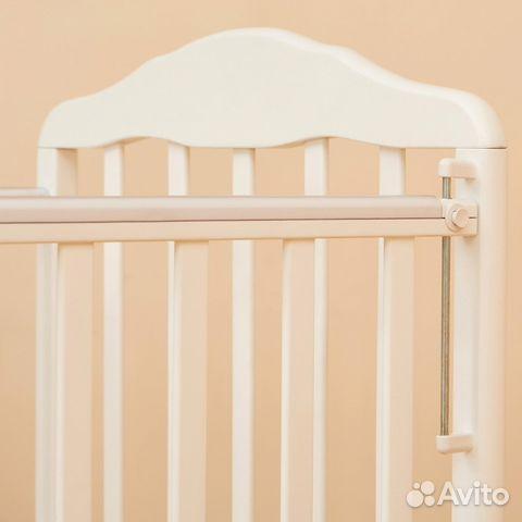 Кровать Джованни Classico Ivory продольный маятник купить 2