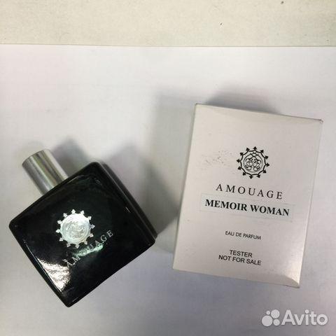 духи Amouage Memoir Woman тестер Festimaru мониторинг объявлений