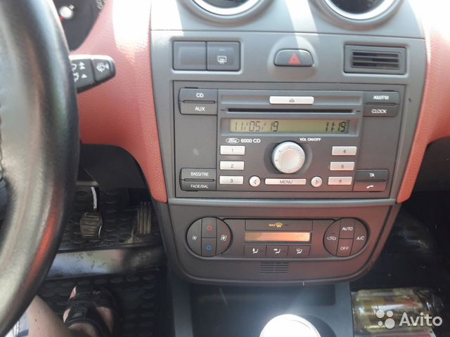 Купить Ford Fiesta пробег 141 000.00 км 2008 год выпуска