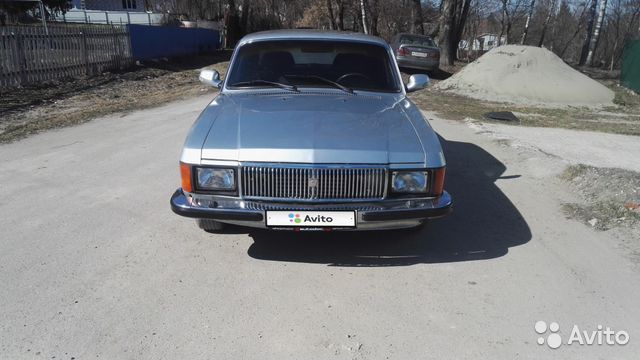 Купить ГАЗ 3102 Волга пробег 100 000.00 км 2007 год выпуска