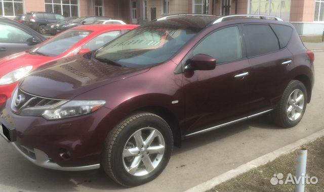 Купить Nissan Murano пробег 99 000.00 км 2011 год выпуска