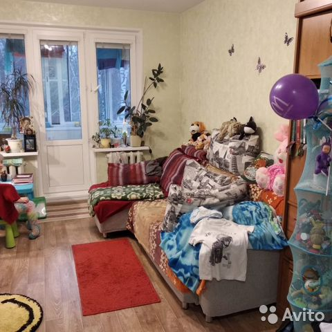 Продается двухкомнатная квартира за 3 890 000 рублей. Московская обл, г Пушкино, ул Институтская, д 16.