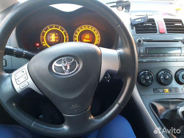 Купить Toyota Auris пробег 298 500.00 км 2008 год выпуска