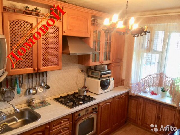 Продается трехкомнатная квартира за 3 050 000 рублей. г Смоленск, ул Кирова, д 23.