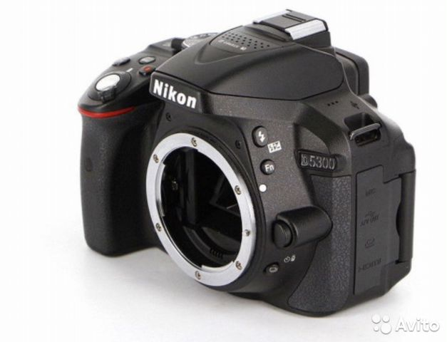 Nikon D5300 WiFi for PC - Lyd