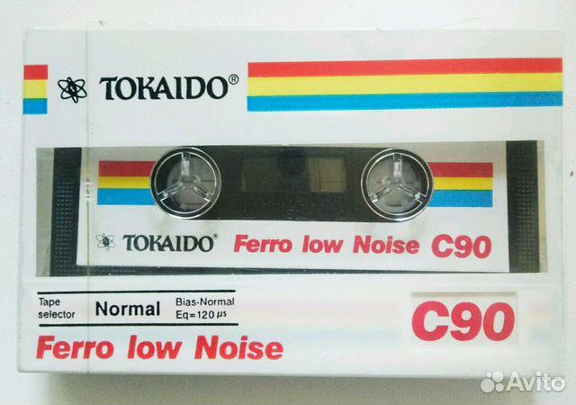 Аудиокассета Tokaido C90  89787838541 купить 1
