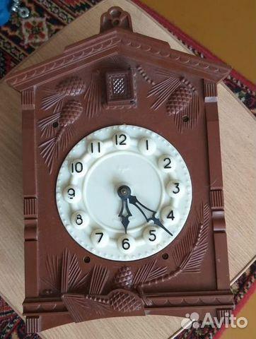 Продам часы с кукушкой механические на продать запчасти часы