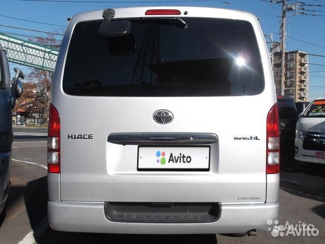 Toyota Hiace, 2009 89502827030 купить 3