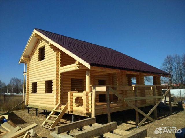 Строительство домов, бань, дачных домиков, кровли 89129213857 купить 1