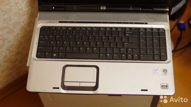 HP Pavillion DV9500t на запчасти 89063028816 купить 3