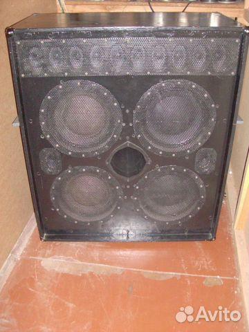 Басовый кабинет для гитарных усилителей  89203553150 купить 2