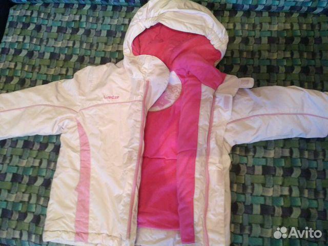 Зимняя куртка для девочки 89503565002 купить 1