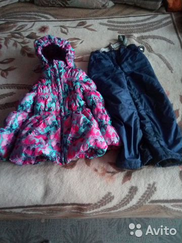 Outerwear after one child