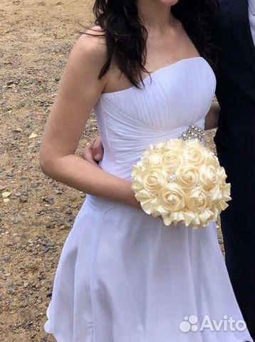 Платье свадебное 89963117107 купить 1