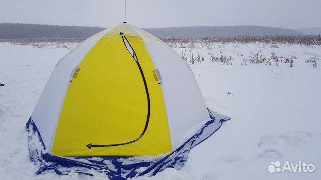 Палатка зимняя элит 3