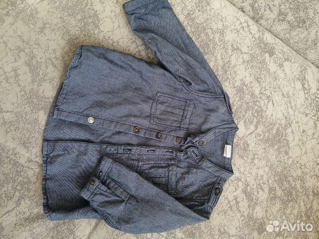 Брючки и рубашка размер 74 89050840404 купить 3