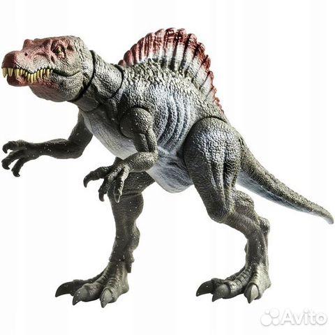Jurassic World Мир юрского периода - спинозавр купить 2