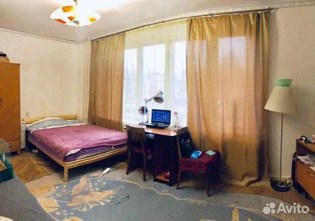 2-к квартира, 49 м², 2/7 эт.  купить 3