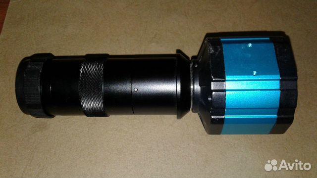 Видеокамера - микроскоп (микро-ремонт, оцифровка)