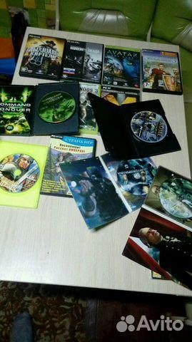 Диски с игроми на пк DVD ROM