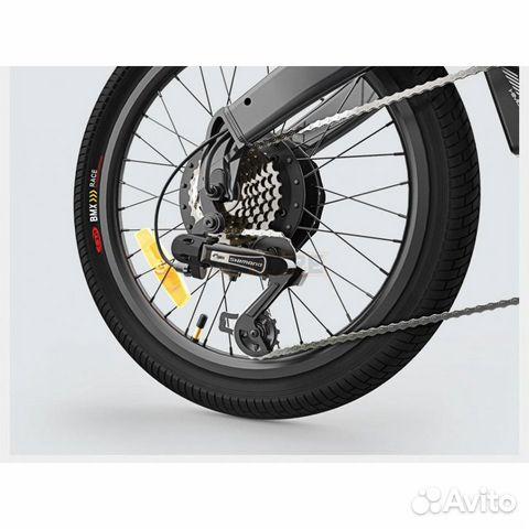 Den velocipede Xiaomi himo C20 Elektrisk Cykel