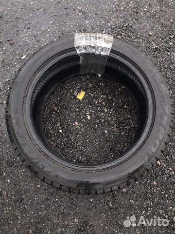 Пара Pirelli Ice Zero 245/45r19 RunFlat 89650040753 купить 5