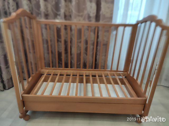 Кроватка детская 89138235845 купить 1