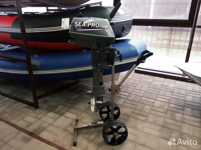 Лодочный мотор SEA-PRO T3S 89211410500 купить 3