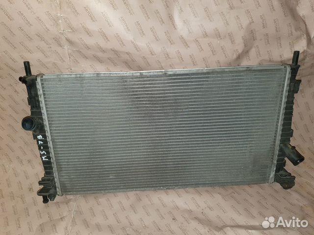 89530003204 Радиатор двигателя Mazda 3 BK мазда бк