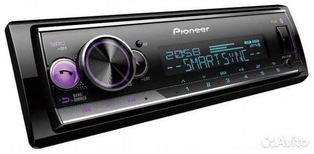 Магнитола Pioneer MVH-S510BT 89814340544 купить 2