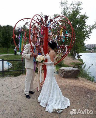 Платье свадебное купить 4