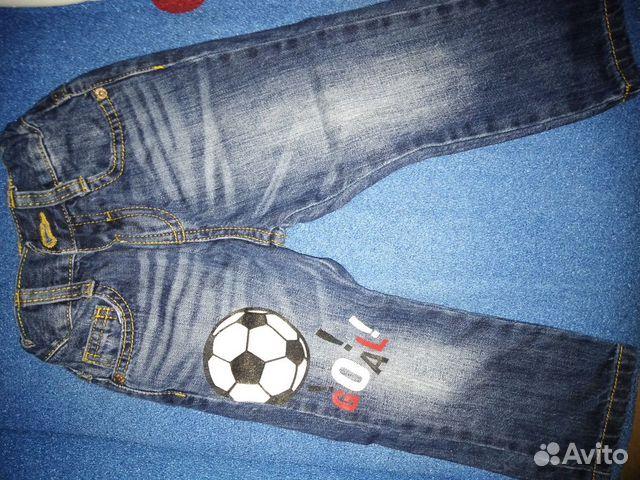 Детские джинсы 89050661501 купить 1
