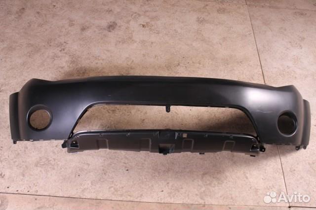 89190333000  Бампер передний Mitsubishi Outlander 2005-2009