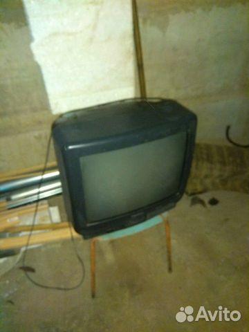 Телевизор б/у в нерабочем состоянии