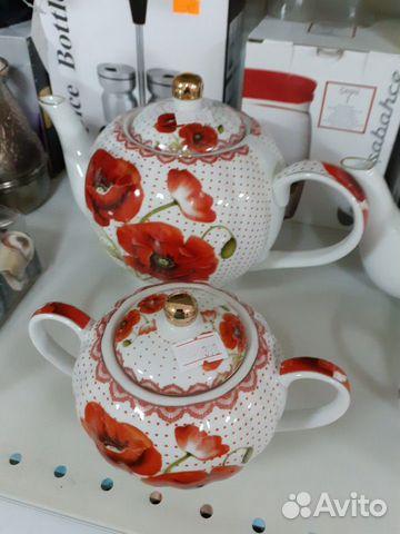 Сервиз чайный 89112746561 купить 1