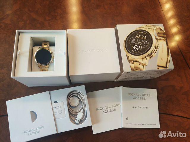 Часы Michael Kors Runway smart MKT5045