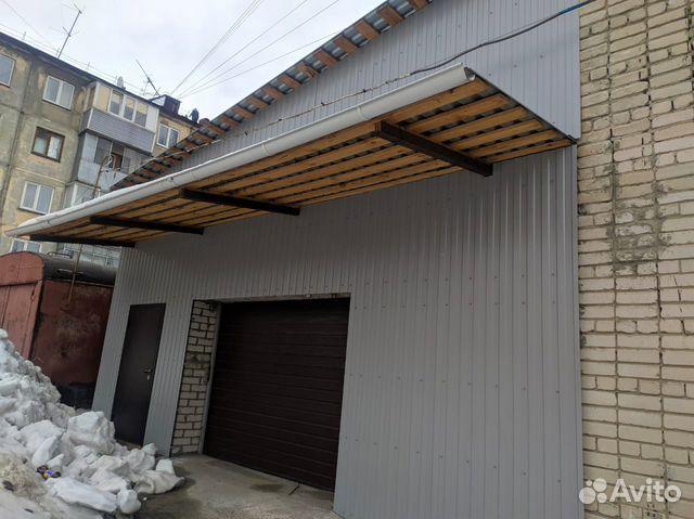 30 м² в Барнауле>Гараж, > 30 м² купить 3