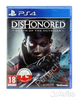 Dishonored, PS4/ТЦ Калина Молл 89240081966 купить 1