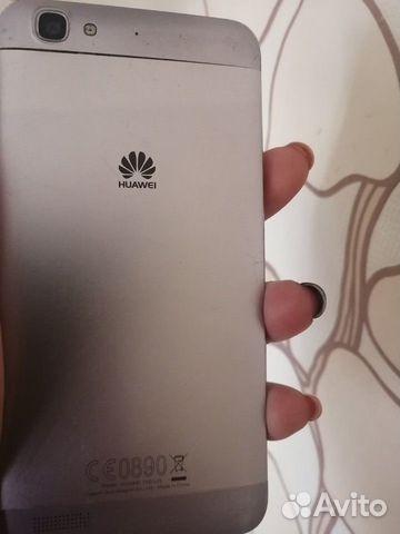 Смартфон Huawei (TAG-L21)
