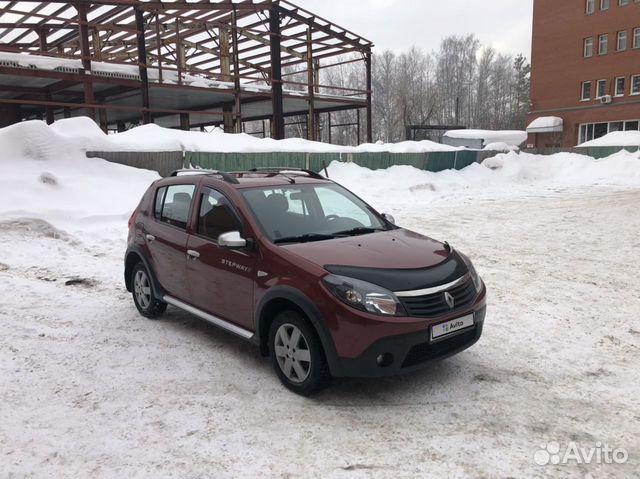 Renault Sandero Stepway, 2013 купить 3