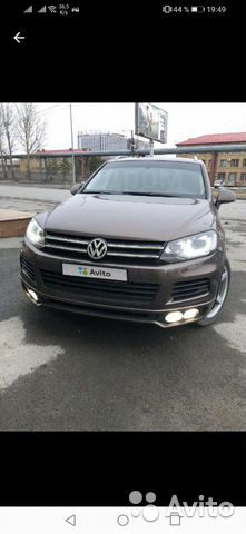 Volkswagen Touareg, 2010 89613553412 купить 8