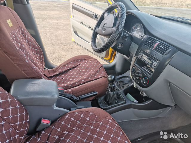 Chevrolet Lacetti, 2012 купить 9