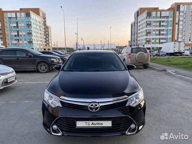 Toyota Camry, 2016 купить 4