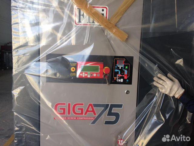 Винтовой компрессор Fini Giga 75 89030819338 купить 4