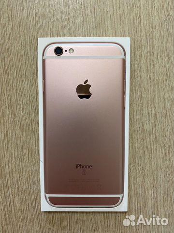 iPhone 6S 128 гб  89109905542 купить 2