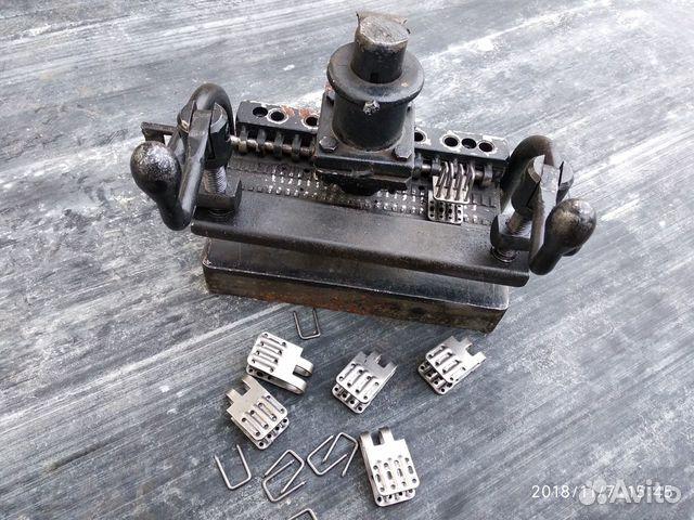 Оборудование и соединители для стыковки лент 89198977138 купить 8