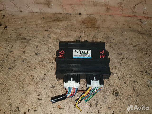 89530003204 Блок управления АКПП Mazda 6 GH мазда