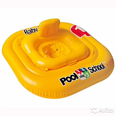 Круг-плот для плавания 89113248380 купить 1